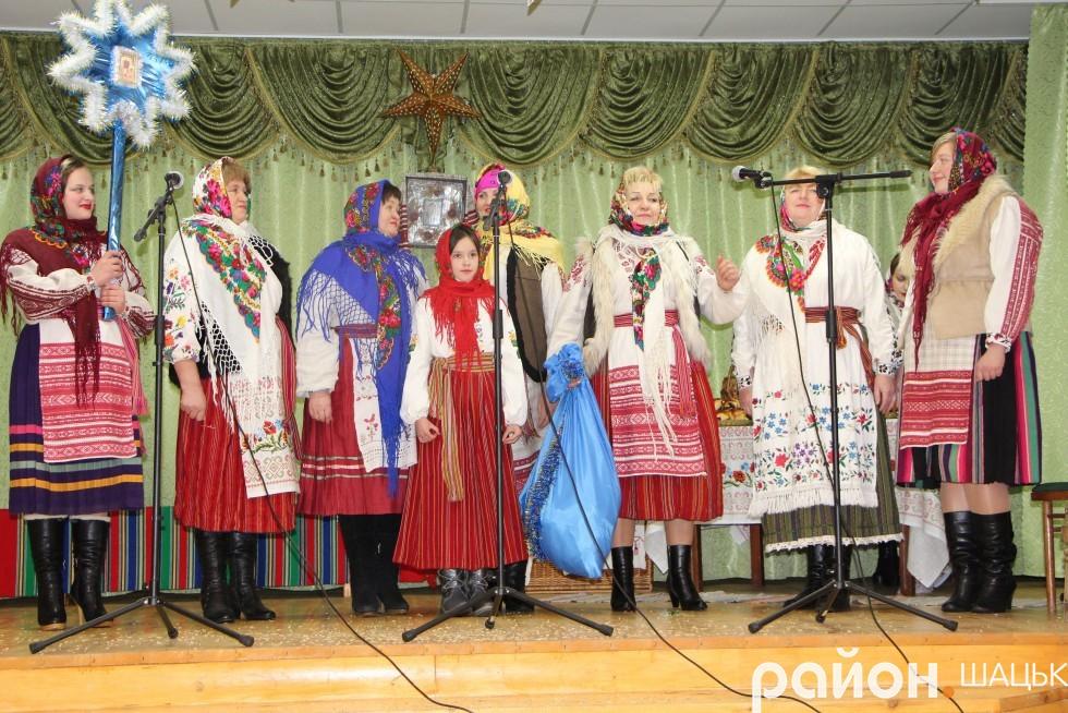 Народний ансамбль «Молодички» Шацького міського будинку культури