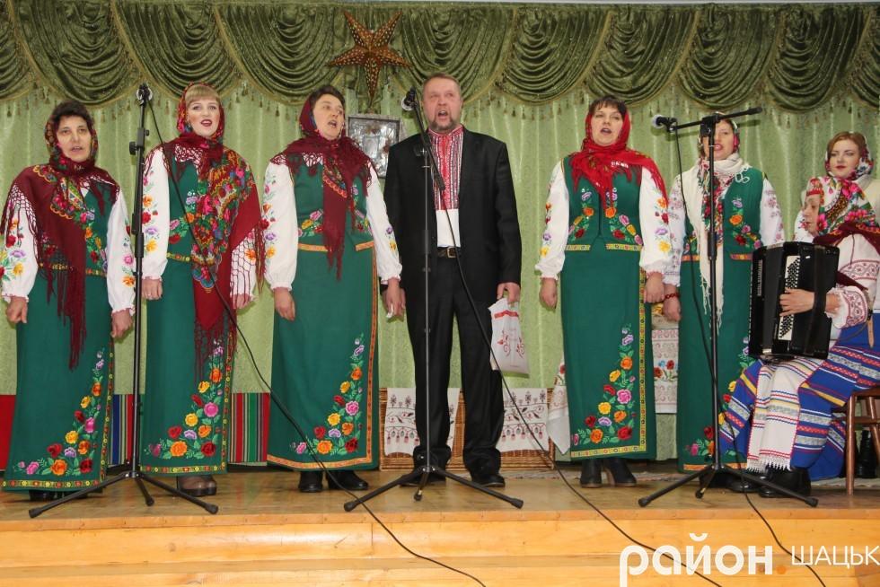 Клуб села Мельники