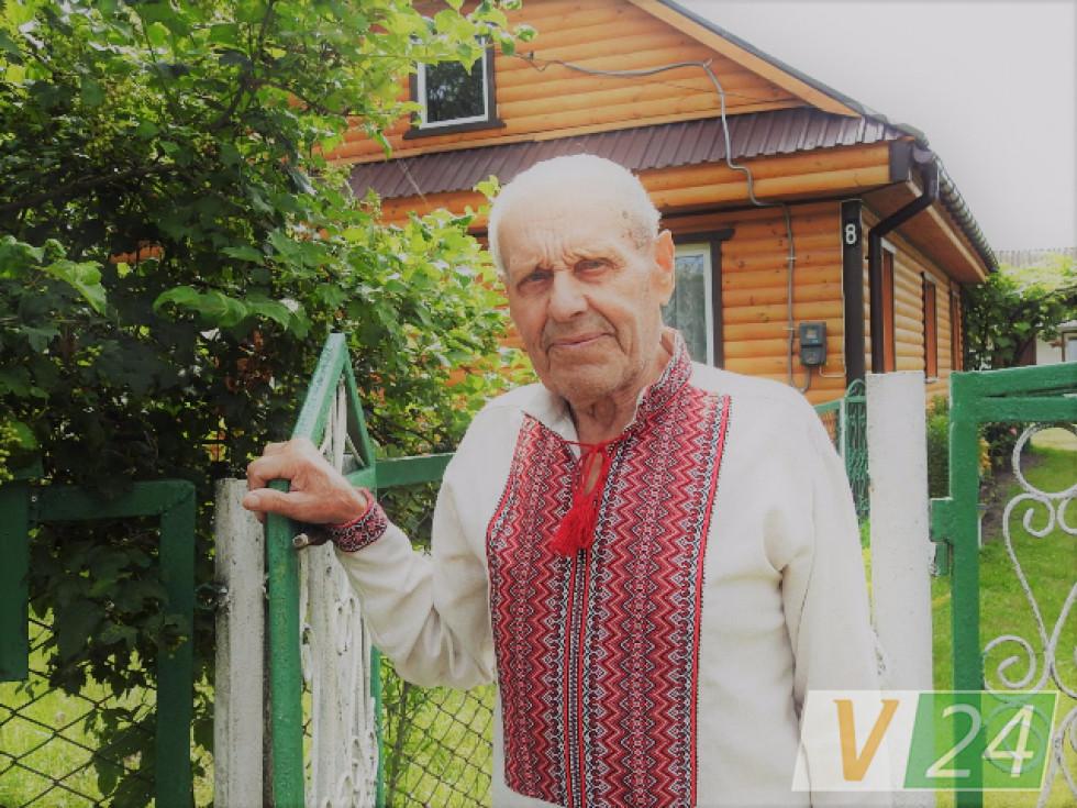 Олександр Озімович пам'ятає, як Світязь кишів рибою, але ловили її вкрадки