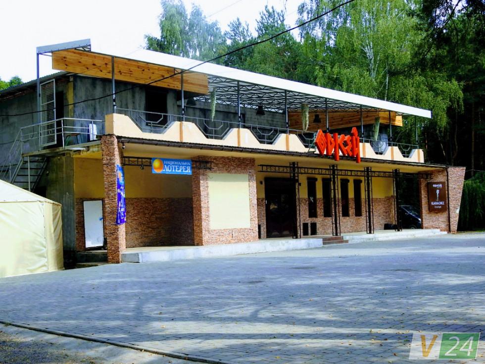 Клуб в центрі Гряди