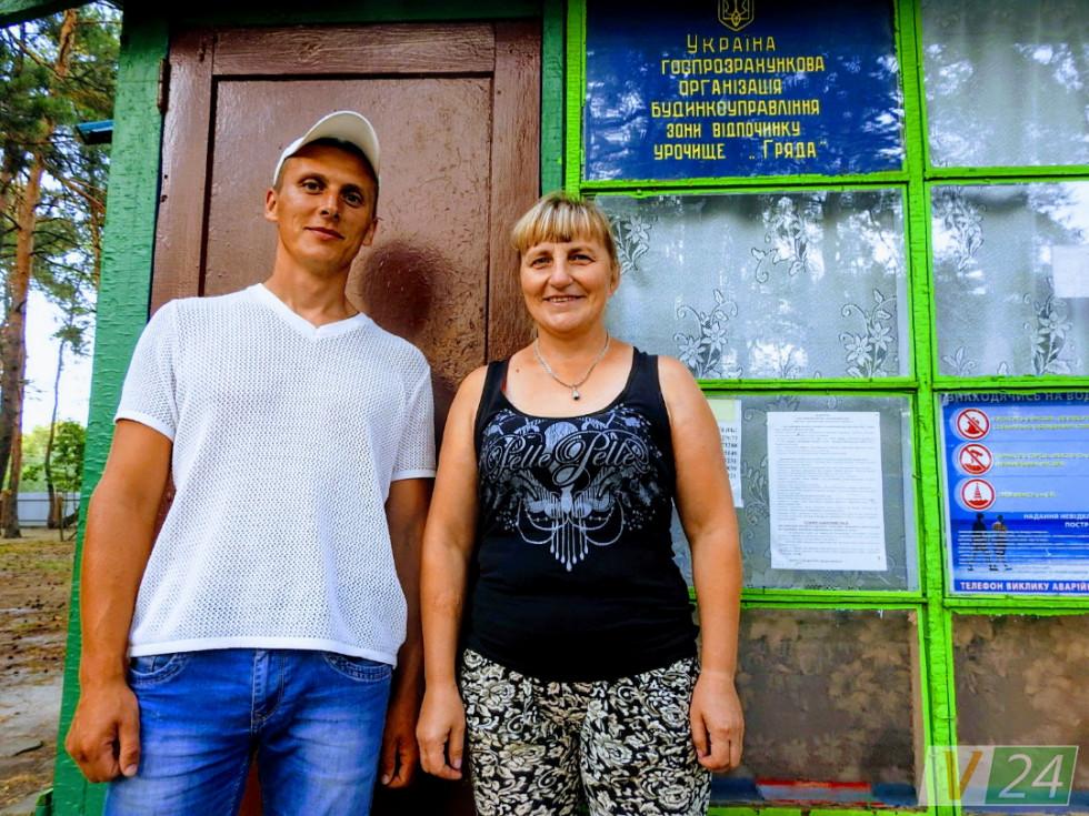 Істинні опікуни Гряди: Ярослав Вільнер та Зоя Стаднік