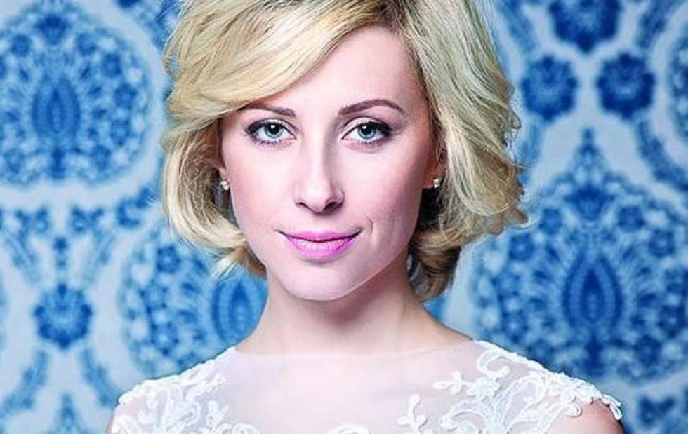 Співачка Тоня Матвієнко