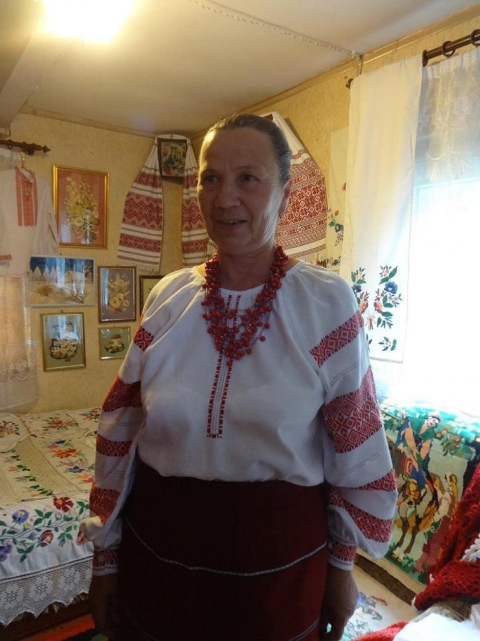Галина Головченко буквально живе своїм захопленням