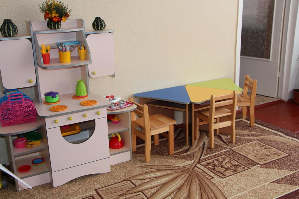 Меблі придбали исаме для потреб діток