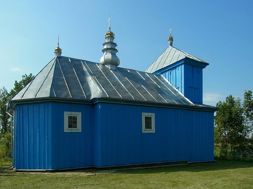 Храм святої великомучениці Варвари
