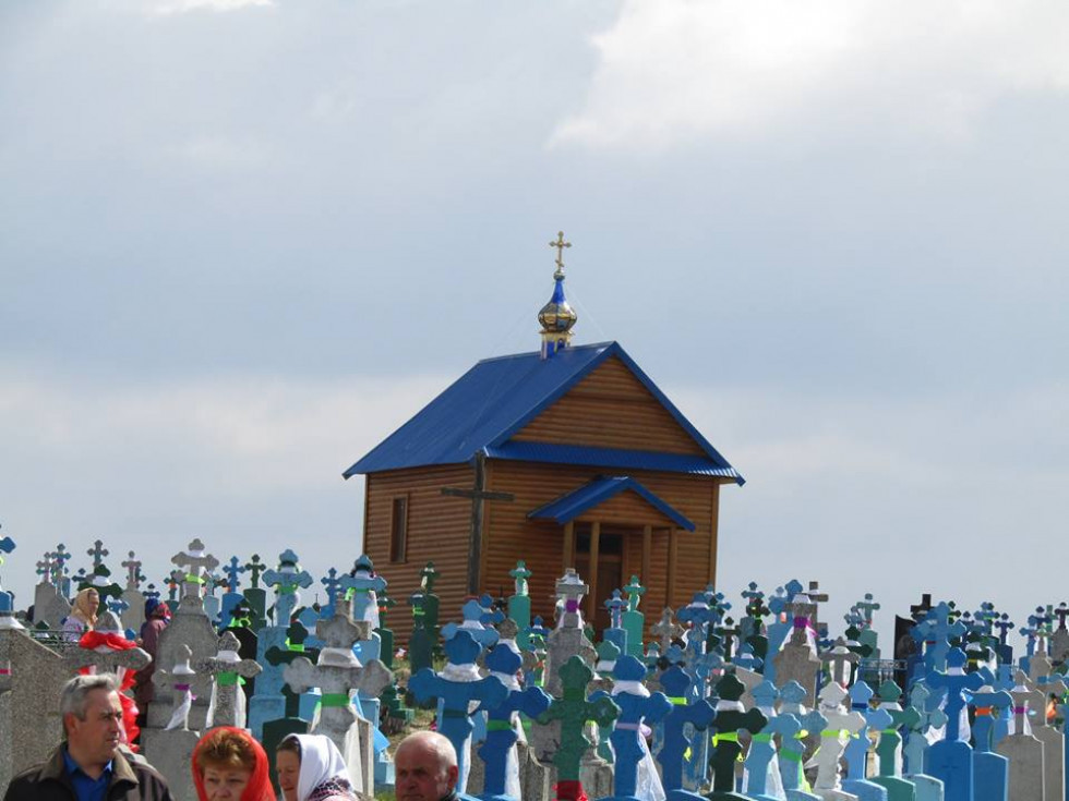 500-літня каплиця в селі Пульмо