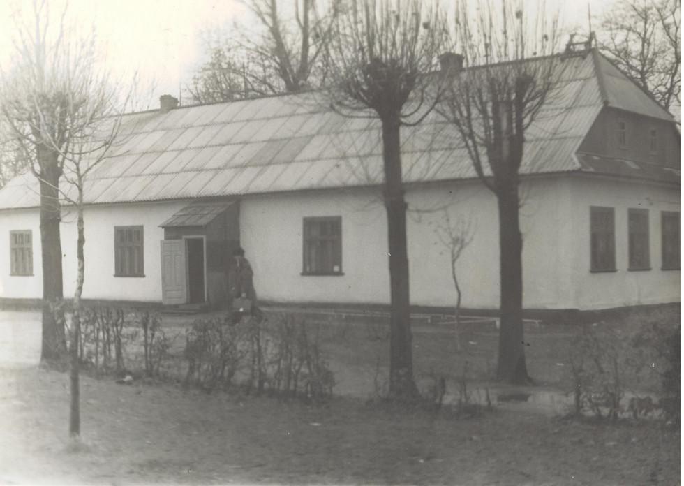 Будинок школяра в Шацьку