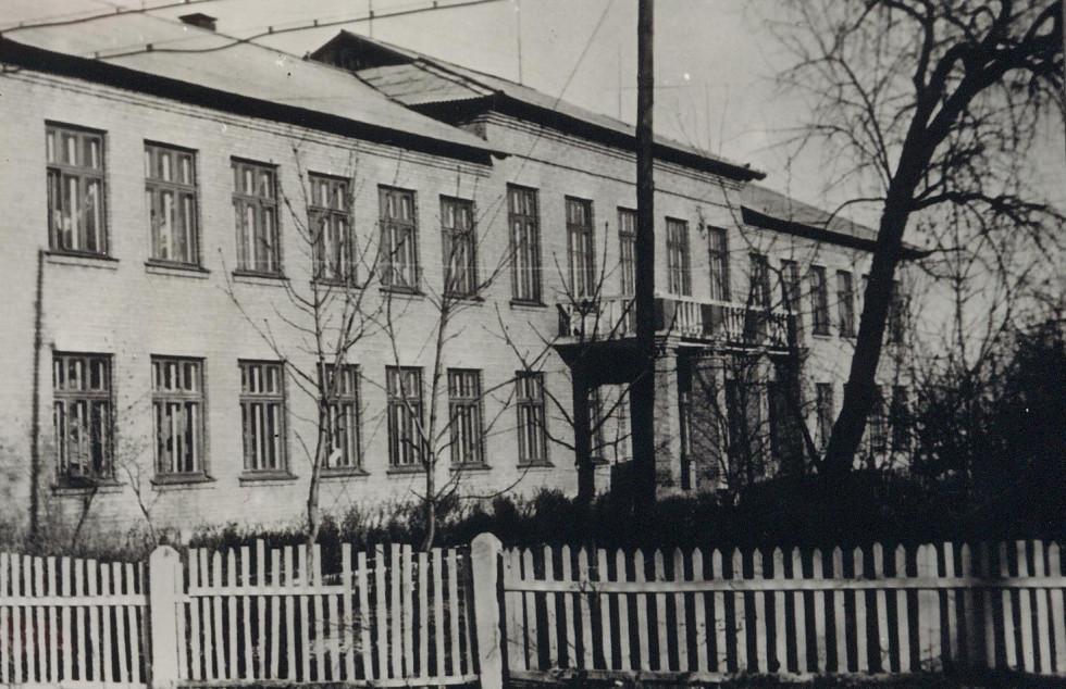 Шацька середня школа