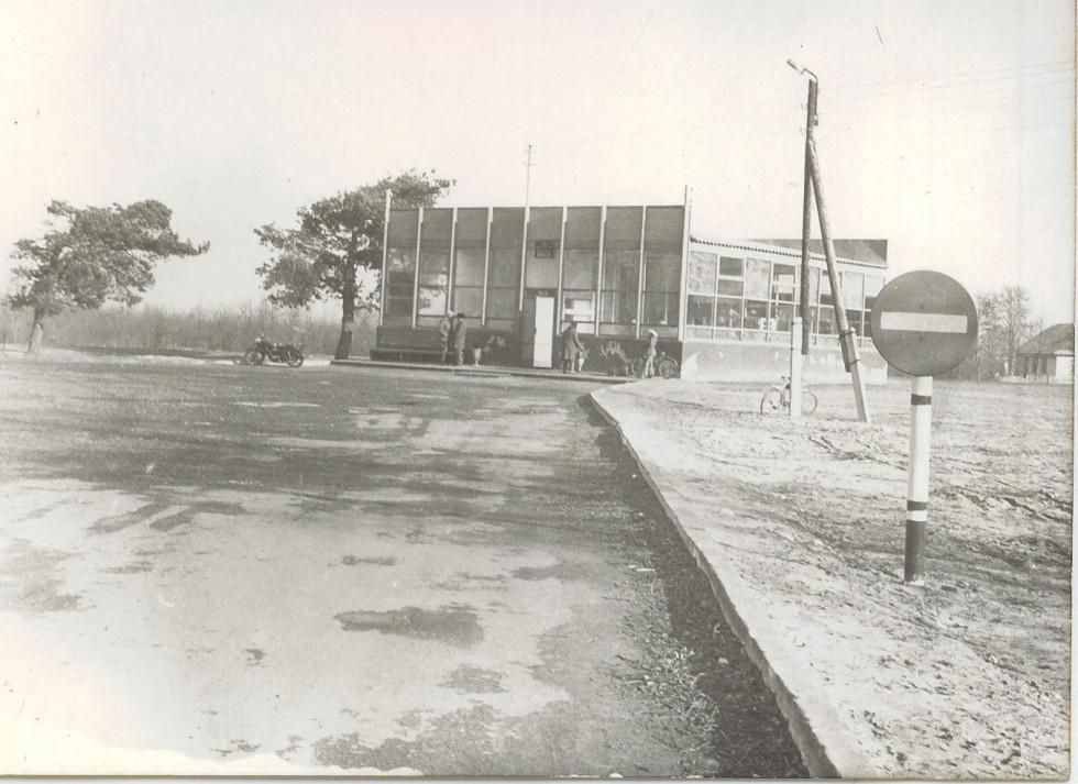 Автостанція в Шацьку
