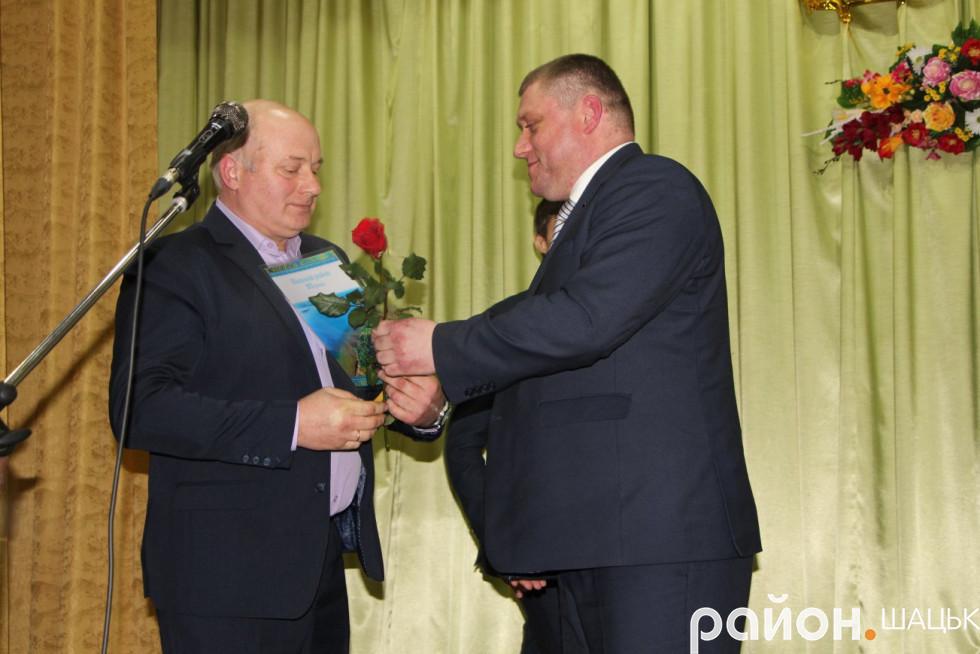 Староста Олександр Кусько