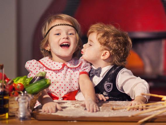 Майстер-класи з приготування піци для дітей