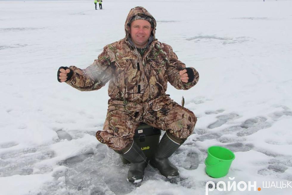 Учасники команди «Fanfishing»: Анатолій Герасимук,