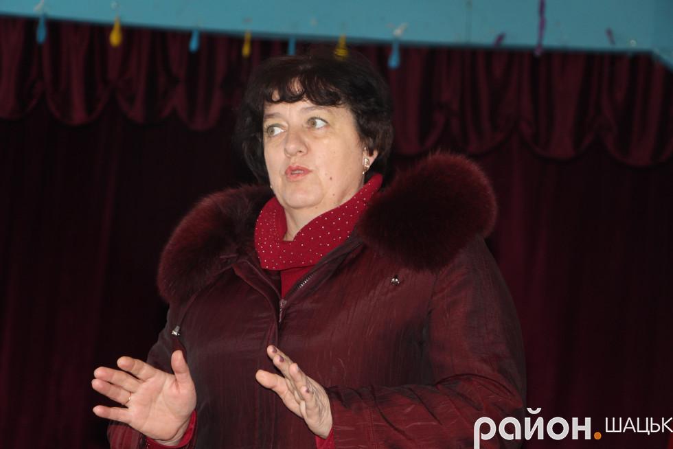 Людмила Єрофєєва