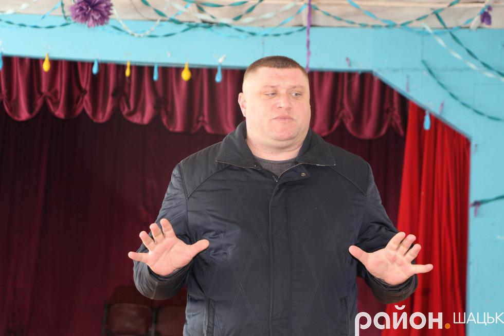 Василь Голядинець розповідає про перспективи та результати роботи