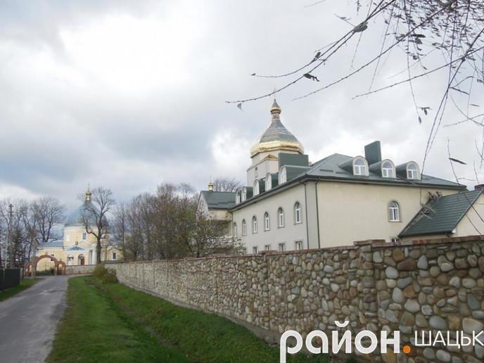 Світязький монастир