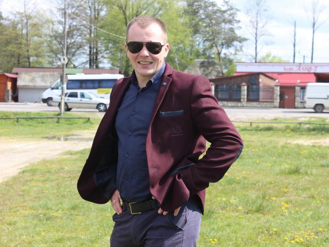 День народження святкує Богдан Тимошук