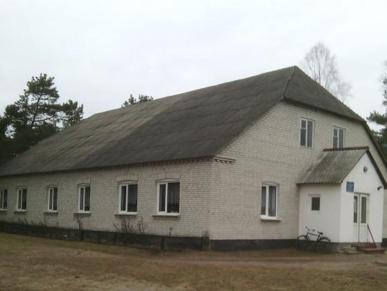 ЗОШ І-ІІ ст. с.Смоляри-Світязькі з енергоощадними вікнами