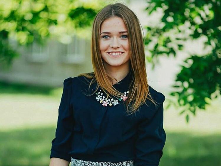 Юна художниця Ірина Мартинюк