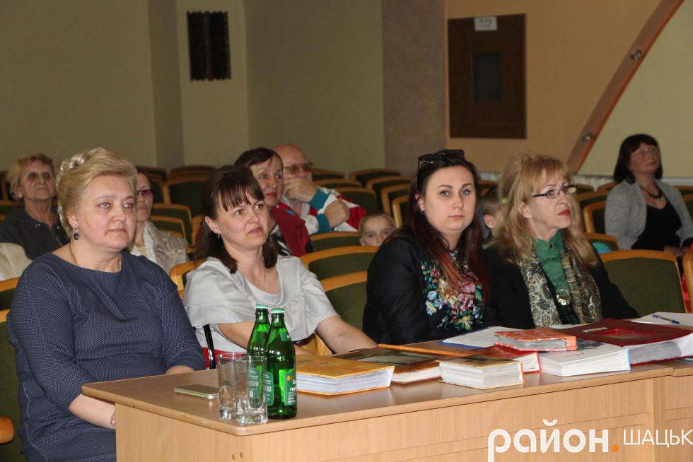 Оцінювали виступи конкурсантів гості з Луцька
