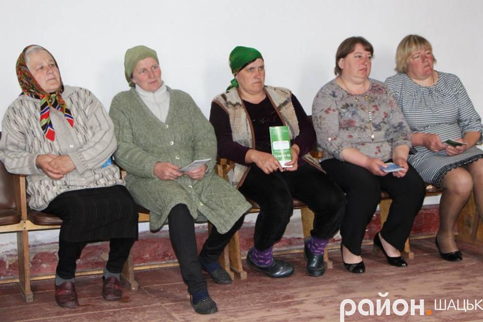 Громадські слухання в Смолярах-Світязьких