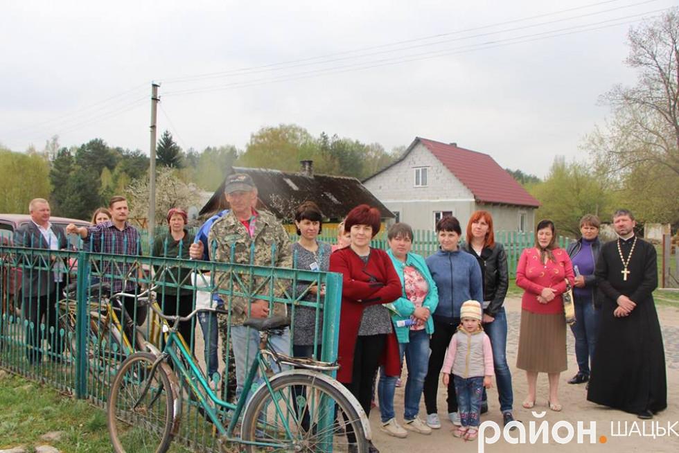 Громада села Грабове також проголосувала за приєднання до Шацької ОТГ