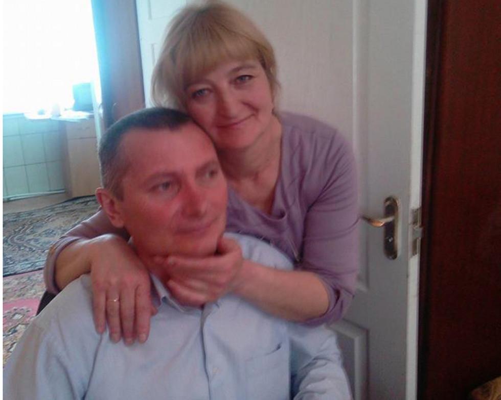 Щасливе подружжя, яке поєднало свої долі на Світязі