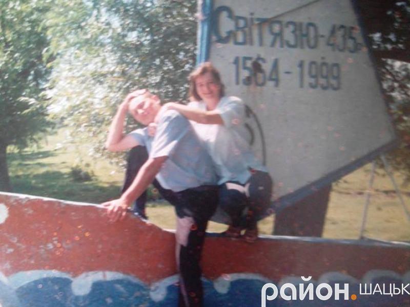 Доленосне літо 1986-го, яке поєднало долі Людмили і Віталія