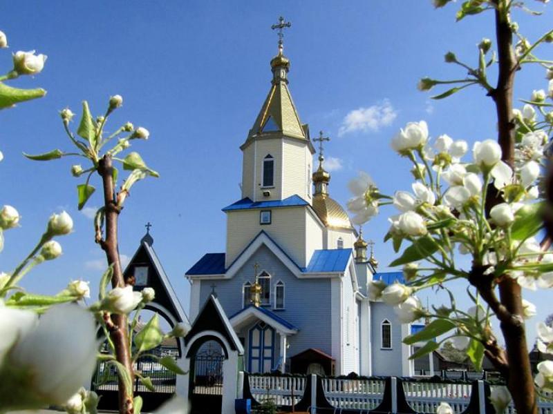 Свято-Миколаївська церква села Пульмо
