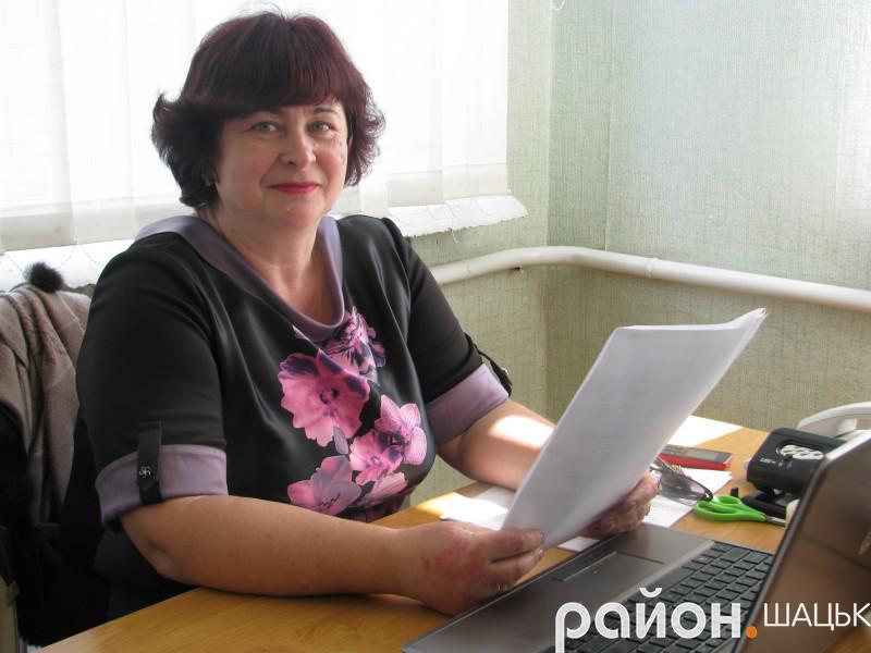 Наталія Борсук