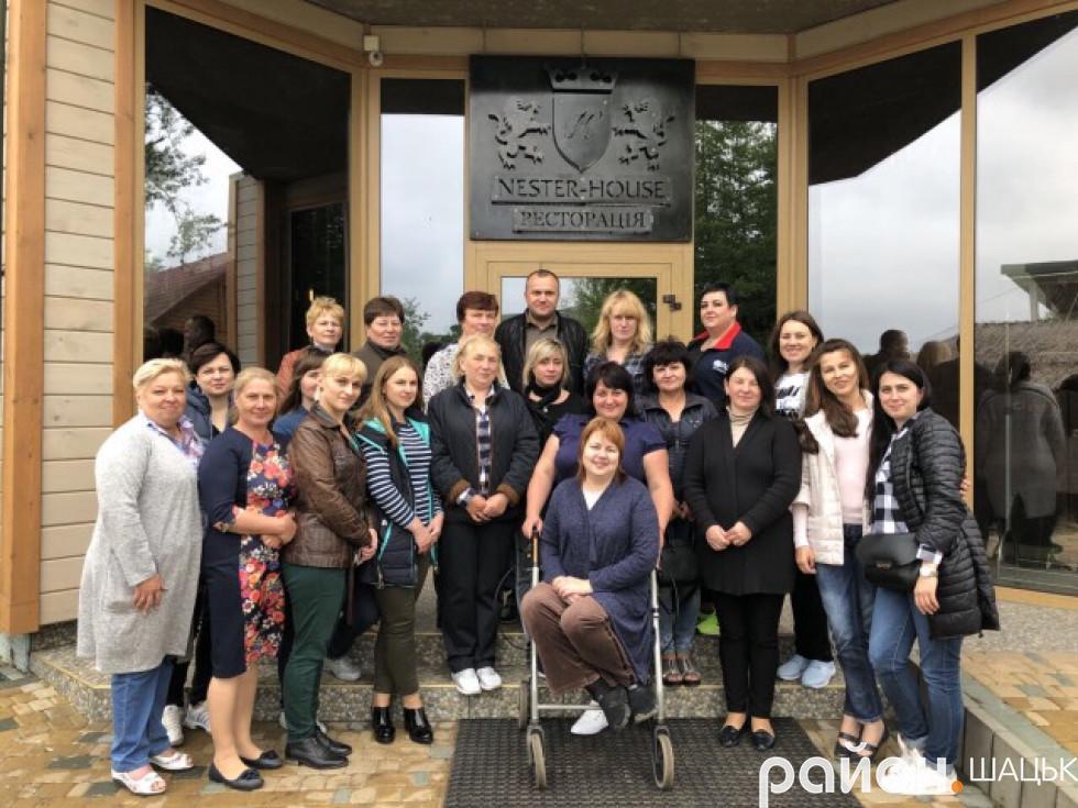 Власник Петро Нестерук особисто зустрів дорогих гостей