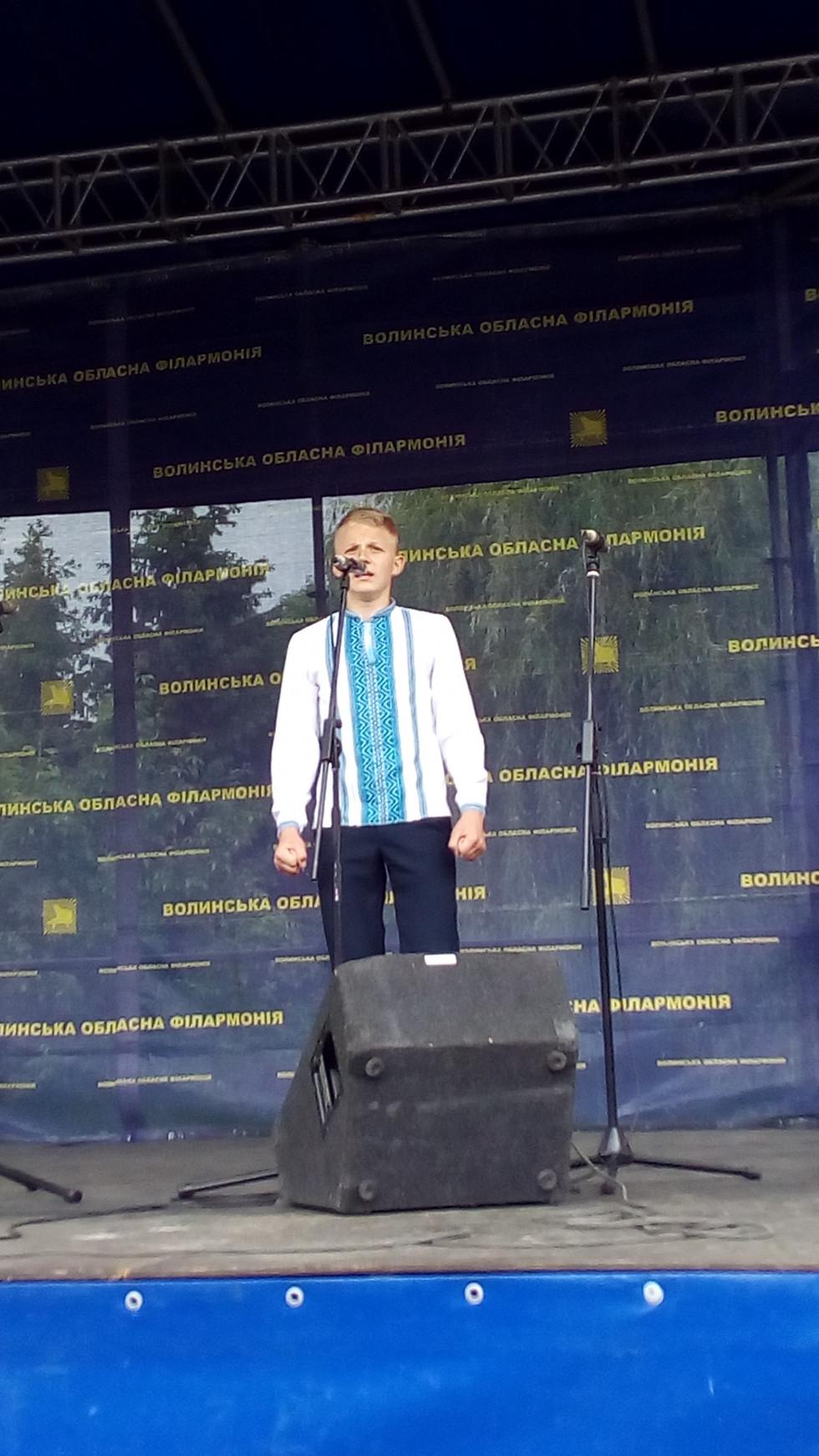 Неперевершений майстер гумору Олег Голядинець