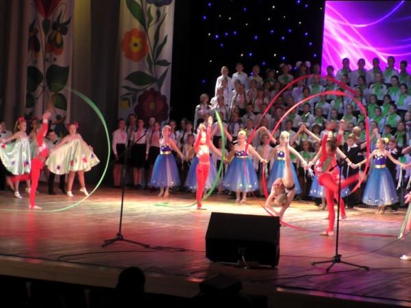 Гала-концерт фестивалю