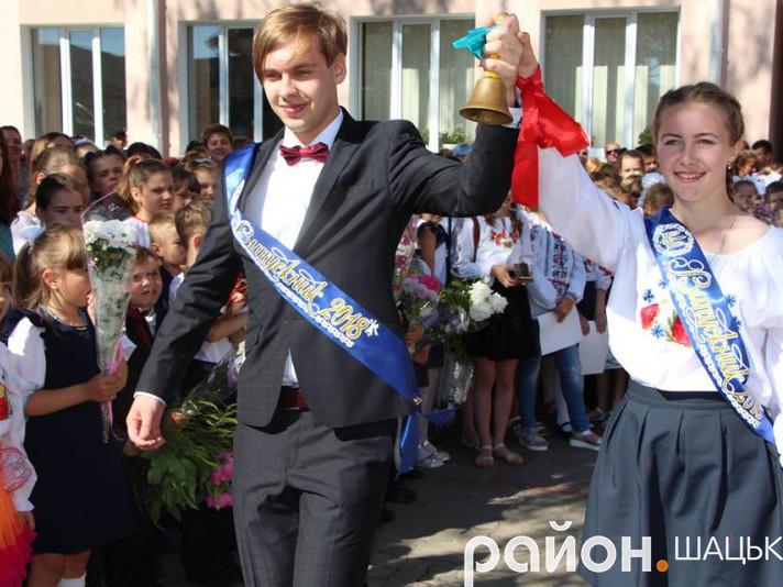 Останній дзвінок від Тараса Денисюка та Діани Смоляр