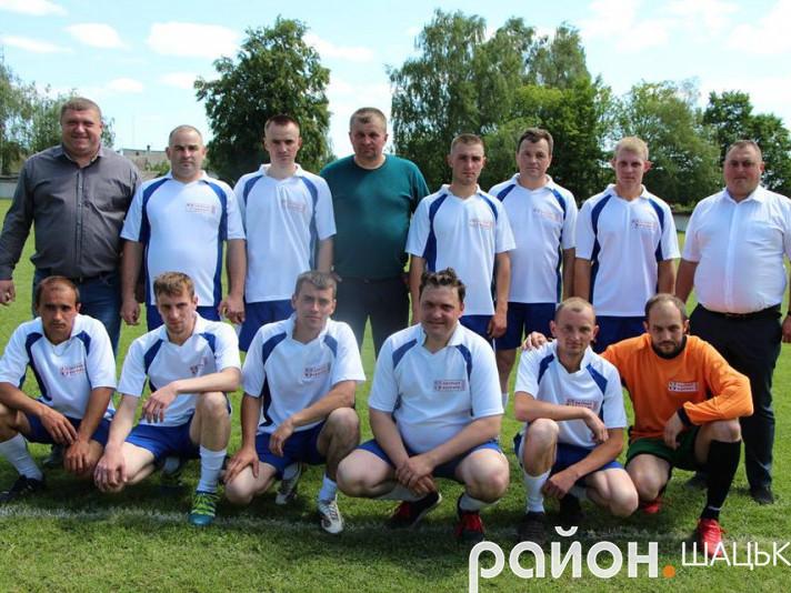 Команда ДП «Шацьке УДЛГ»