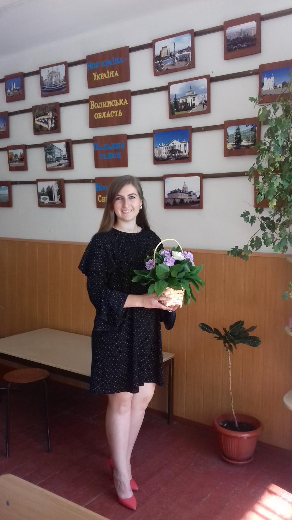 Приступа Світлана Аркадіївна