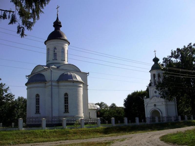 Свято-Духівський храм села Смоляри-Світязькі