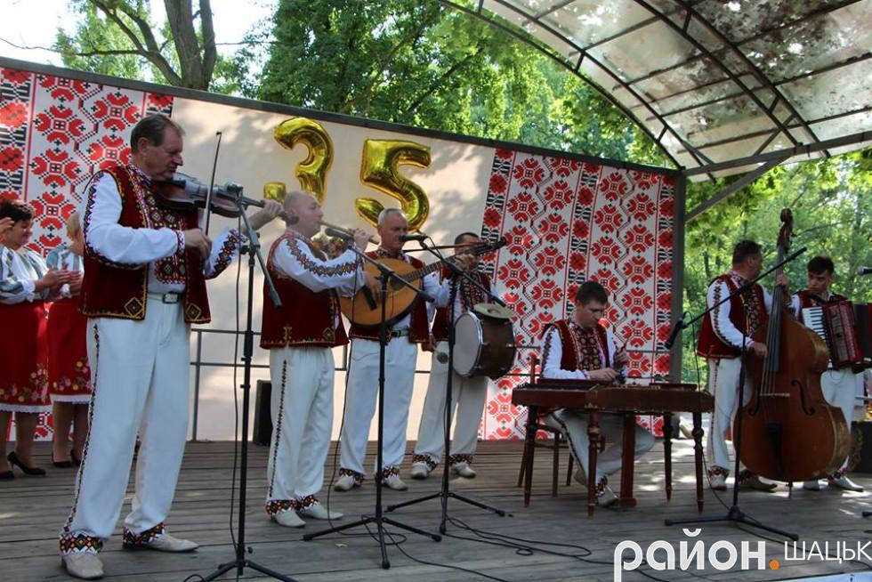 Від «Настасівських музик» публіка була в захваті!
