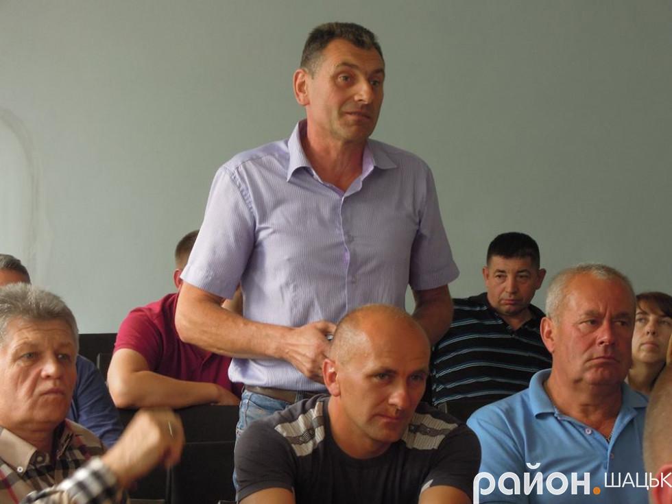 Володимир Шум хоче перевести на цю ділянку свій бізнес