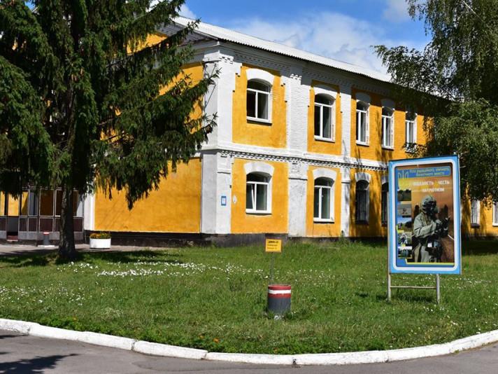 Над Володимир-Волинською військовою частиною шефство візьмуть керівники всіх 16 районів Волині.