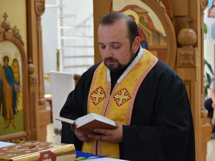 Отцю Богдану сьогодні виповнилося 35 років