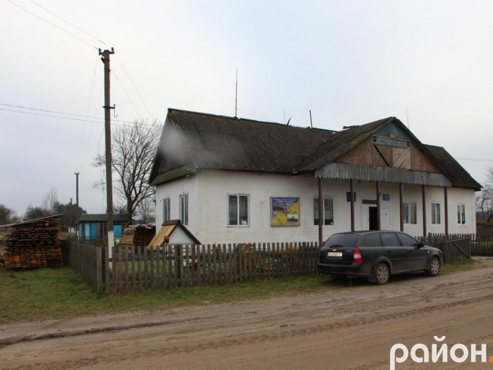 У Ростанському сільському клубі будуть перекривати дах