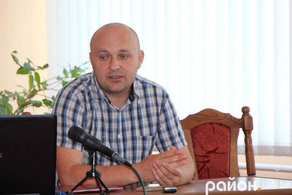 Андрій Сичук розповідає про Стратегію розвитку громади