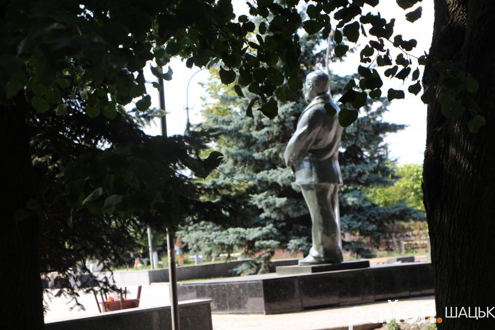 монумент Кобзареві Сергій Віннічук обирав сам