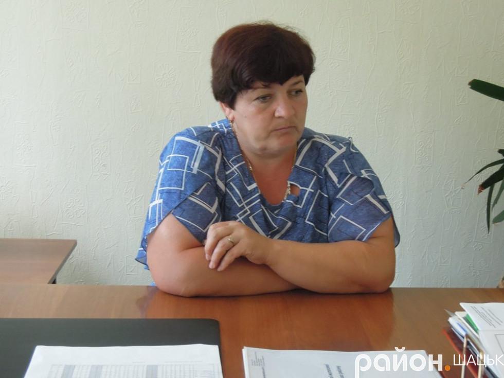 Наталія Ляшук
