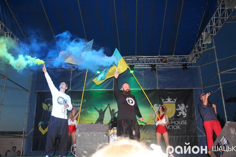 «ФлайzZzа» - мега-патріотичний гурт