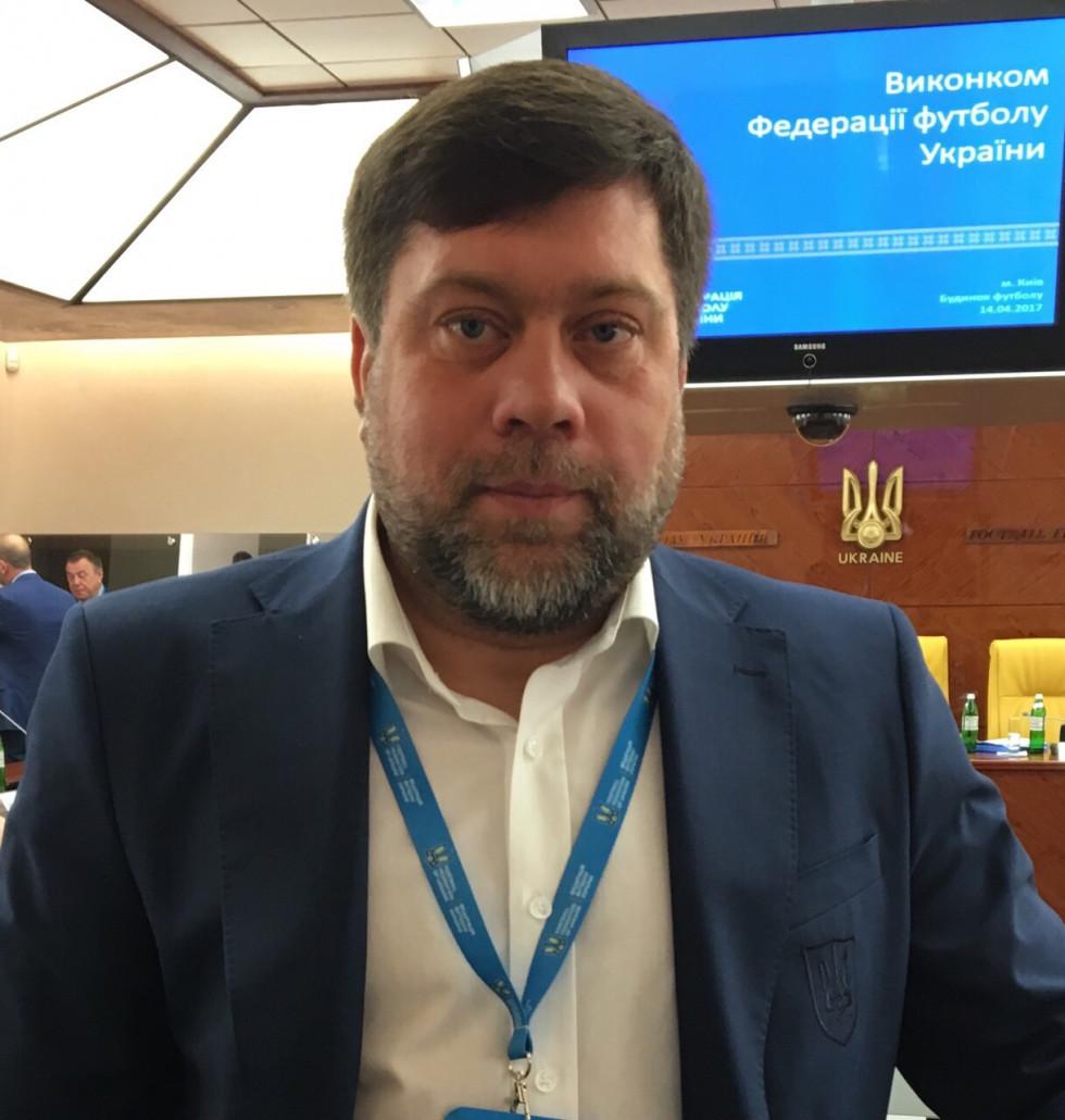 Олександр Жуматій
