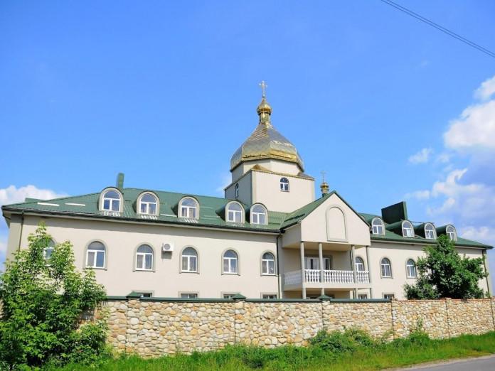 Петро-Павлівський монастир у Світязі