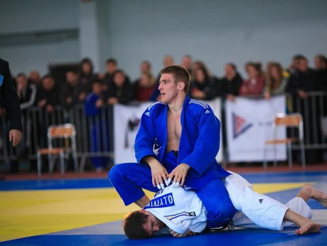 Сергій Дребот, призер Кубка світу з дзюдо