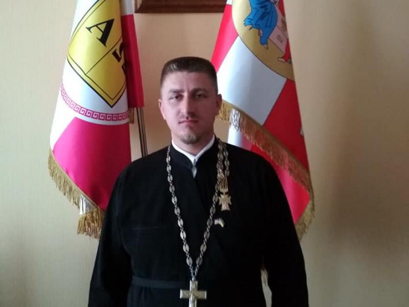 Священик Роман Скірак