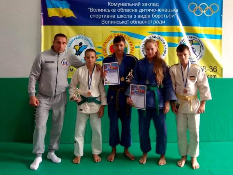 Вихованці Шацького СК «Торнадо» здобули чергову перемогу на змаганнях у м. Луцьк